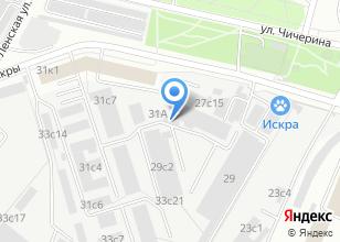 Компания «Эрастрой» на карте