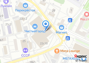 Компания «РСМОТОРС ГРУПП» на карте