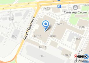 Компания «ГК Атлант Групп» на карте