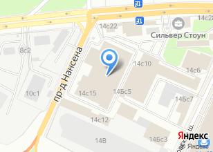 Компания «Алком Строй» на карте