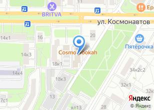 Компания «К.С.М» на карте