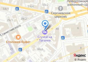 Компания «Фильтры Titanof» на карте