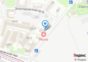 Компания «Город Уюта» на карте