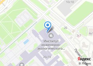 Компания «Poolmax» на карте