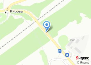 Компания «БИЗНЕС-ПЛАН» на карте