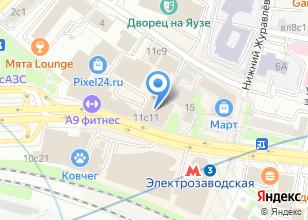 Компания «РСУ-19» на карте