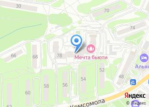 Компания «САД-ОГОРОД» на карте