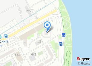 Компания «ТП строй» на карте