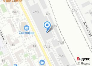 Компания «Технопромстрой» на карте