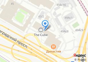 Компания «Ffmarket» на карте