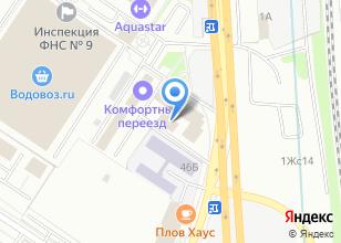 Компания «SUSHIROLLER» на карте