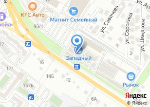 Компания «Vesla» на карте
