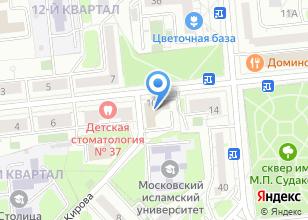 Компания «IME Group» на карте