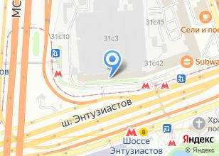Компания «МонолитСтройСервис» на карте