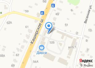 Компания «ПаллетТрейд» на карте