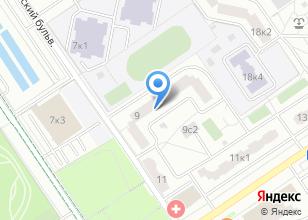 Компания «Brillium Store» на карте