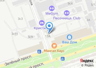 Компания «Нсн-сервис» на карте