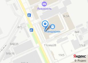 Компания «G-group» на карте
