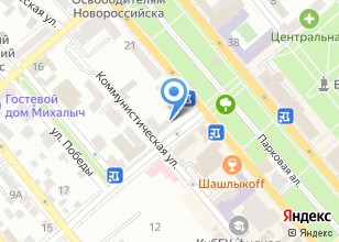 Компания «О2» на карте