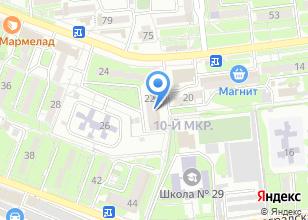 Компания «НВ-лайн торговая компания» на карте
