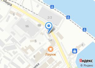Компания «Новороссийск Транс Маркет» на карте