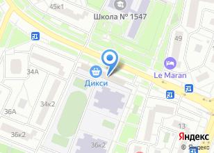 Компания «Профиль Доорс» на карте