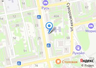 Компания «Табун» на карте