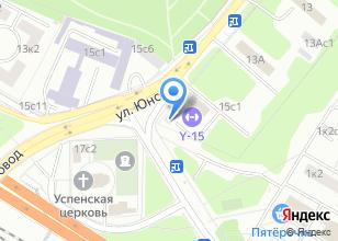 Компания «ШинЭксперт-В Сеть шиномонтажных комплексов» на карте