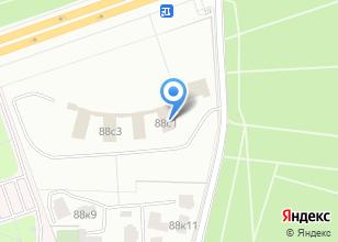 Компания «Дымоход» на карте