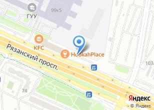 Компания «ЦМГУУ» на карте