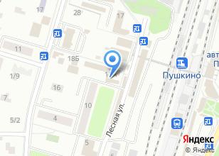 Компания «Натурашкарф» на карте