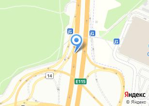 Компания «Шубы Fursini на Садоводе» на карте