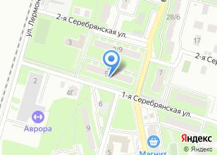 Компания «Витафикс» на карте
