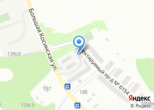 Компания «Автосервис Globus» на карте