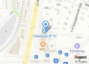Компания «Цветы Flogoods» на карте
