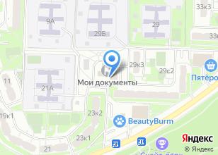 Компания «Отдел Управления Федеральной миграционной службы России по г. Москве в Восточном административном округе» на карте