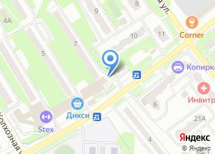 Компания «Лыткаринский» на карте