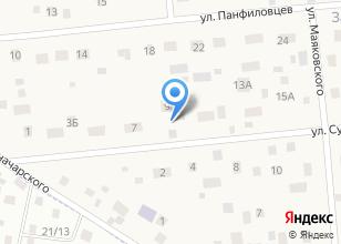 Компания «АСБОмаркет - строительные материалы» на карте
