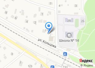 Компания «АссСтрой» на карте