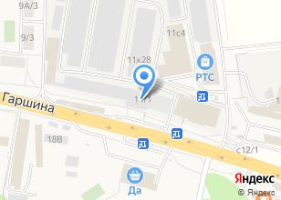Компания «Идилис-Про» на карте