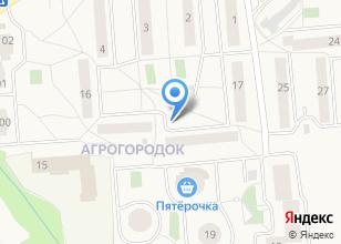 Компания «Студия KLETKA» на карте