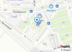 Компания «Фабрика рекламы» на карте