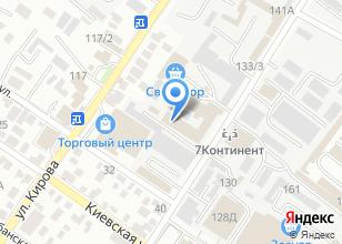 Компания «Инфо-справка» на карте