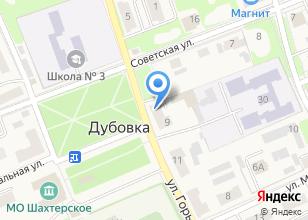 Компания «Узловская центральная районная аптека МУП» на карте