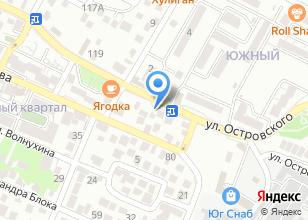 Компания «Флор Декор» на карте