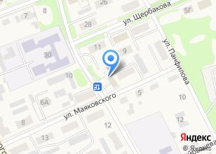 Компания «Администрация муниципального образования пос. Дубовка» на карте