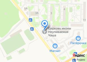 Компания «Неупиваемая чаша» на карте