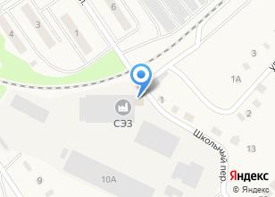 Компания «Тульский завод металлических конструкций» на карте
