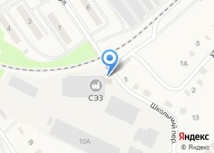 Компания «Северо-Задонский экспериментальный завод» на карте