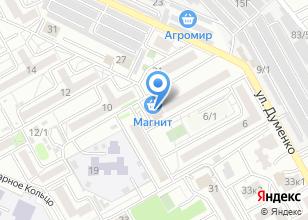 Компания «Мир Моторов» на карте